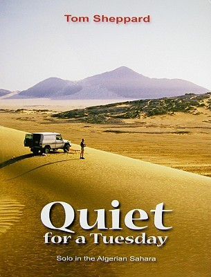 Quiet, For A Tuesday by Tom Sheppard