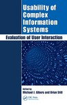 Usability of Complex Information Systems: Evaluation of User Interaction