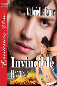 Invincible by Gabrielle Evans