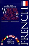 New International Webster's French & English Dictionary: