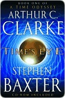 Time's Eye (A Time Odyssey, #1)