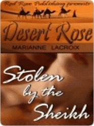 Stolen by the Sheikh by Marianne LaCroix