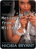 Message from a Mistress by Niobia Bryant
