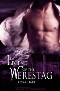 The Legend of the Werestag by Tessa Dare