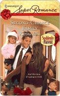 Second-Chance Family by Karina Bliss