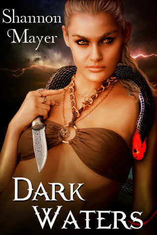 Dark Waters by Shannon Mayer