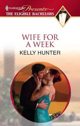 Wife For a Week by Kelly Hunter