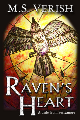 Raven's Heart by M.S. Verish