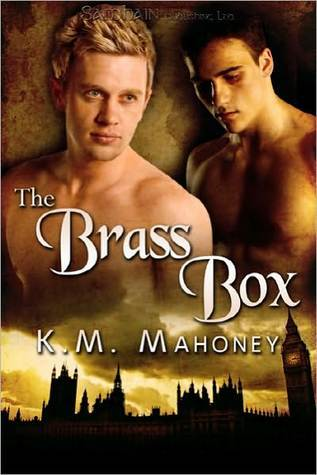The Brass Box by K.M. Mahoney