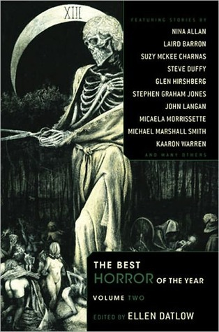 The Best Horror of the Year Volume 2 by Ellen Datlow