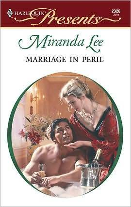 Marriage in Peril by Miranda Lee