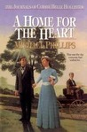 A Home for the Heart (The Journals of Corrie Belle Hollister, #8)