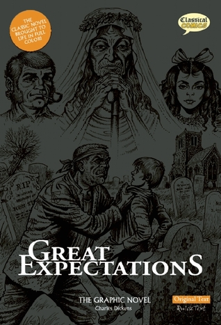 Great Expectations The Graphic Novel by Clive Bryant