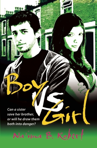Boy vs. Girl by Na'ima B. Robert