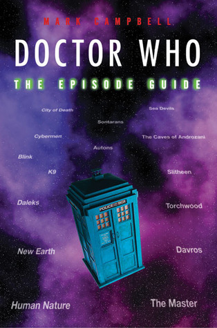 Doctor Who by Mark Campbell