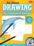 All About Drawing Sea Creatures & Animals: Learn to draw more than 40 fantastic animals step by step - Includes fascinating fun facts and fantastic photos!
