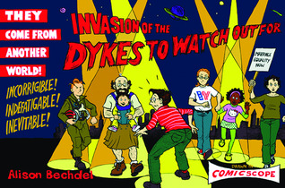 Invasion of the Dykes to Watch Out For (DtWOF, #11)