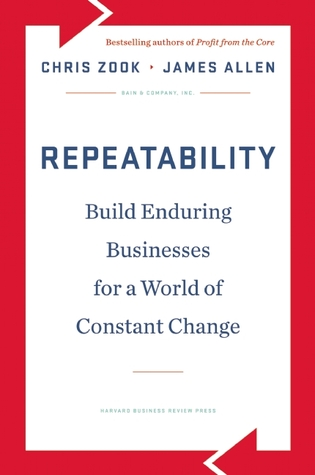 Repeatability by Chris Zook