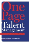 One Page Talent Management: Eliminating Complexity, Adding Value
