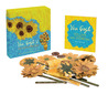 Van Gogh's Sunflowers In-a-Box: Build Your Own Multi-dimensional Masterpiece!
