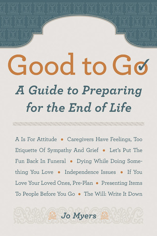 Good to Go by Jo Myers