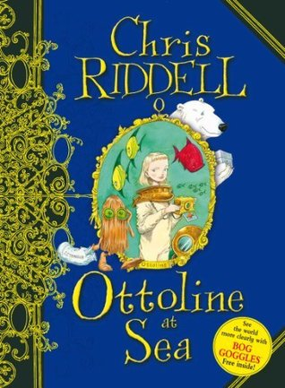 Ottoline at Sea by Chris Riddell