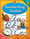 Brighter Child Handwriting: Cursive (Brighter Child Workbooks)