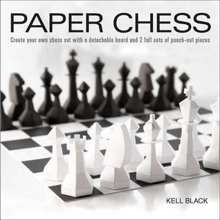 Paper Chess by Kell Black