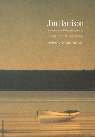 Jim Harrison by Gregg Orr