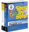 The Microsoft Project Management Toolkit: Microsoft® Office Project 2003 Step by Step and On Time! On Track! On Target!: Microsoft(r) Office Project 2003 Step by Step and on Time! on Track! on Target!