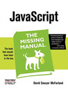 JavaScript The Missing Manual