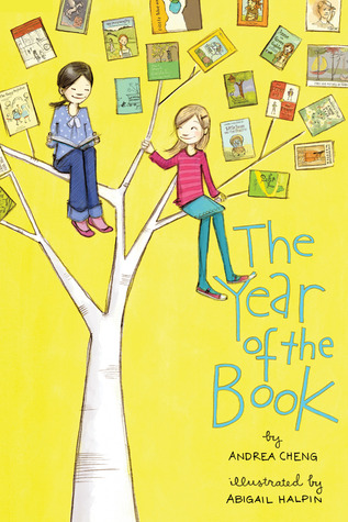 The Year of the Book by Andrea Cheng