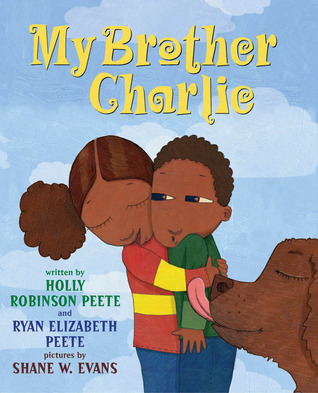 My Brother Charlie by Holly Robinson Peete