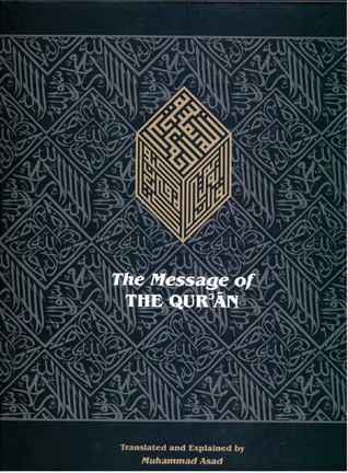 The Message of the Qur'an by Anonymous