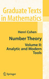 Number Theory, Volume 2: Analytic and Modern Tools
