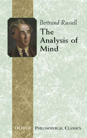 The Analysis of Mind by Bertrand Russell