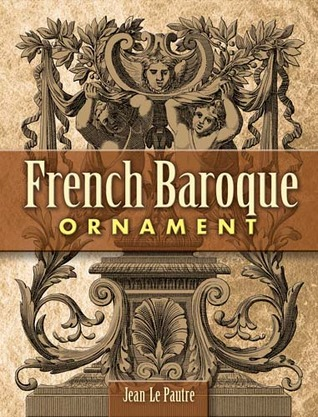 French Baroque Ornament by Jean Le Pautre