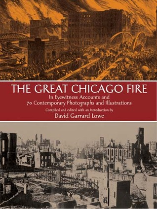 The Great Chicago Fire by David Garrard Lowe