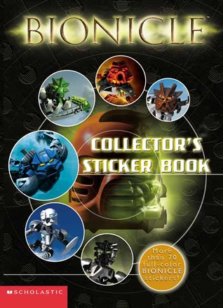 Bionicle Collector's Sticker Book