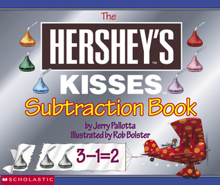 Hershey's Kisses Subtraction Book by Jerry Pallotta