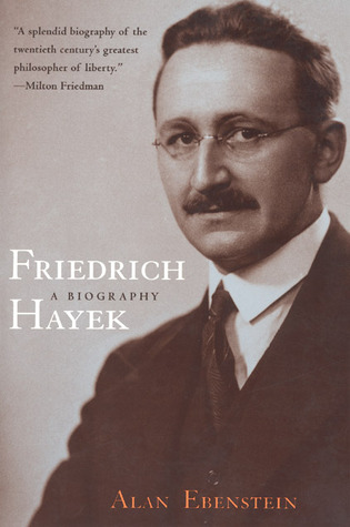 a biography of friedrich august von hayek Friedrich august von hayek (1889-1992) was an economist of the austrian school noted for his defense of free-market capitalism against left-wing economic thought hayek and his close associate ludwig von mises were seen as the counter-point to the prevailing economics of john maynard keynes in the .