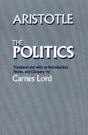 The Politics by Aristotle