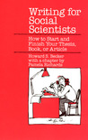 Writing for Social Scientists by Howard S. Becker
