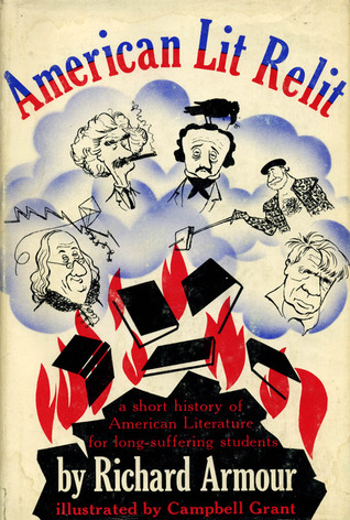 American Lit Relit by Richard Armour