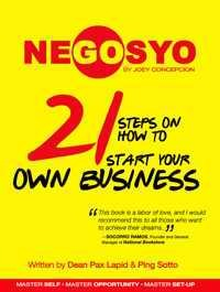 21 steps start your own business pdf
