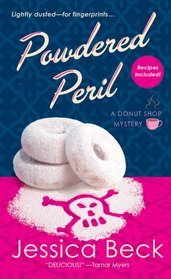Powdered Peril by Jessica Beck