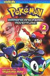 Pokémon: Diamond and Pearl Adventure!, Vol. 2