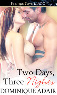 Two Day, Three Nights by Dominique Adair