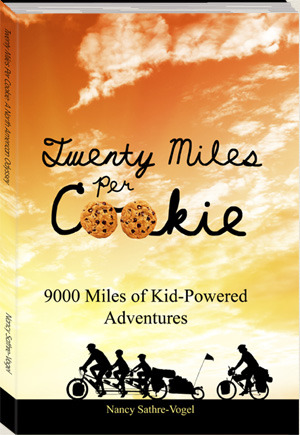 Twenty Miles per Cookie by Nancy Sathre-Vogel