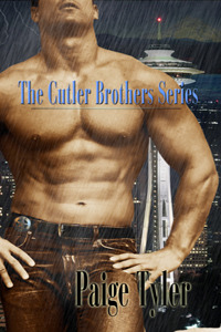 The Cutler Brothers Series by Paige Tyler